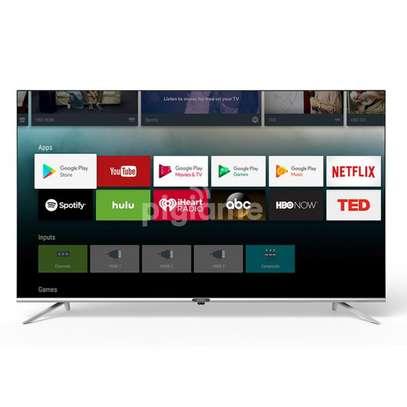Skyworth 55 inch smart Android TV Frameless image 1