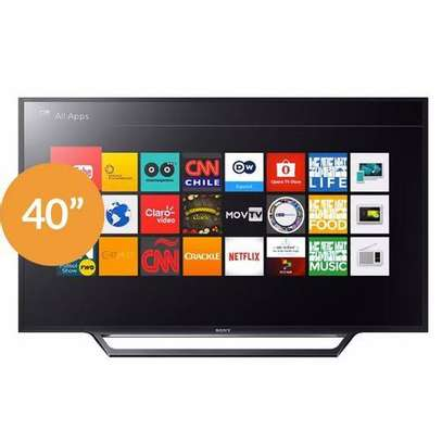 New Sony 40 inches Smart Digital TV image 1