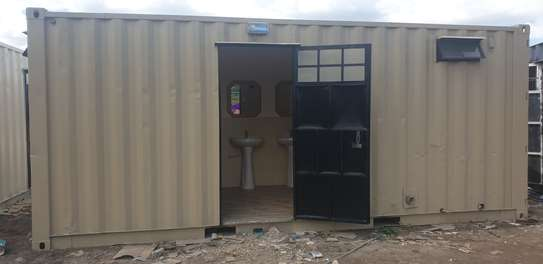 20ft container ablution units image 1