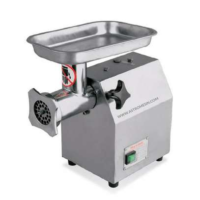 Stainless Steel Electric meat grinder .