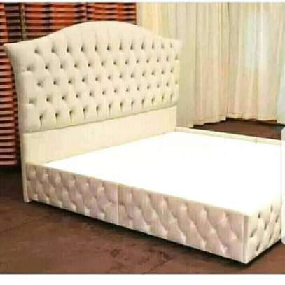 King Size Quality Modern Bed image 1