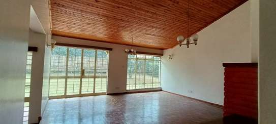 5 bedroom house for rent in North Muthaiga image 2