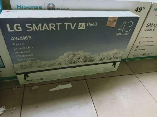 LG 43inch smart digital tv image 1