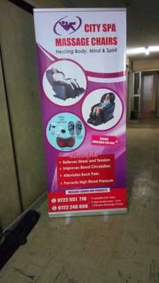 Rollup Banners and Teardrop Banners image 10