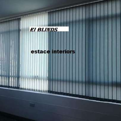 HIGH QUALITY VERTICAL BLINDS/OFFICE BLINDS image 1