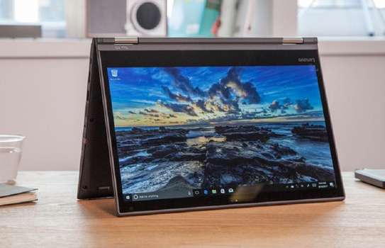 Lenovo ThinkPad Yoga 370 (20JJS2QQ00) powered by Intel Core i5-7200U (7th Gen) /8 GB RAM /256 GB SSD-Windows 10Pro 13.3 Inches (33.78 cm) display for your daily needs. image 1