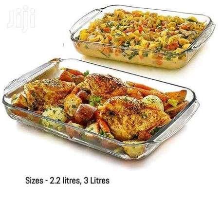 serving baking tray image 1
