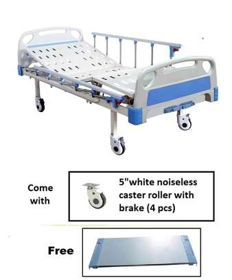 Two crank hospital bed image 1