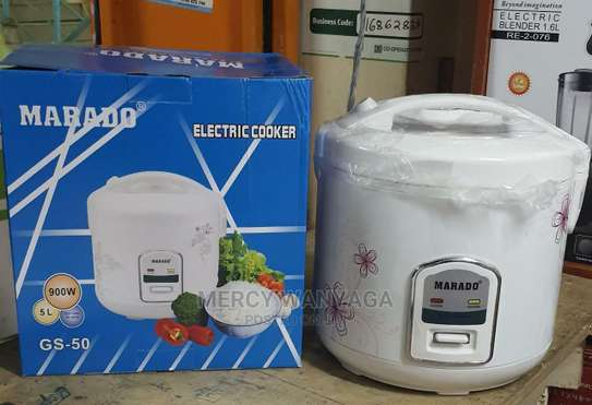 5ltrs Rice Cooker image 1
