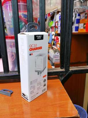 Punex Quick Charge 3.0, USB Wall Charger and Cable image 4