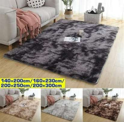 Patched Fluffy Carpets image 7