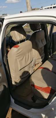 Toyota Belta Car Seat Covers image 9
