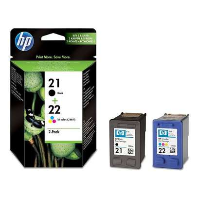 HP inkjet refilling 21 and 22 cartridges image 6
