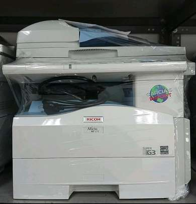 Stable and high quality Ricoh Mp171 photocopier machine image 1