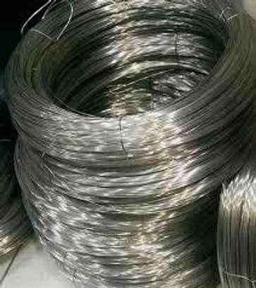 Black Binding wire image 1