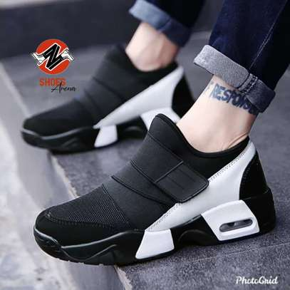 Ladies Comfy Sneakers image 5