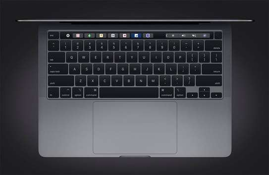 "APPLE 13"" MacBook Pro (2020) -  with Touch Bar 512 GB SSD"