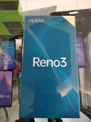 Oppo Reno 3 brand new and sealed in a shop. image 1