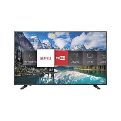 "Vision 50"" FRAMELESS ULTRA HD ANDROID TV, NETFLIX, YOUTUBE VP-8850K image 1"