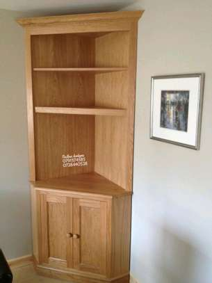Modern corner stands/racks/cabinets for sale in Nairobi Kenya image 1