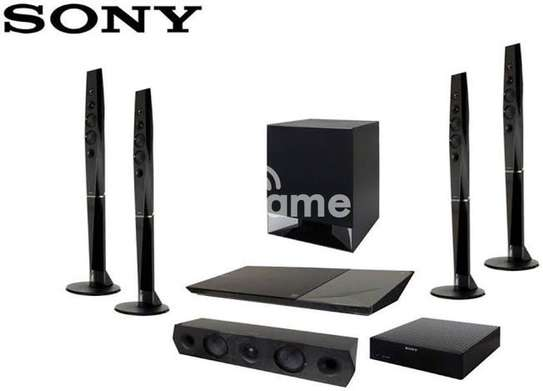 Sony BDV 1200w blue ray image 1