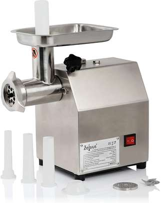 electric meat mincer chopper easy to operate meat grinder TK-12 image 1