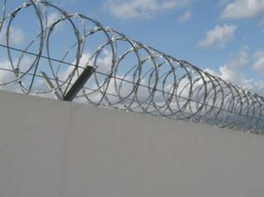 Razor Wire Fencing  Installer in Kenya