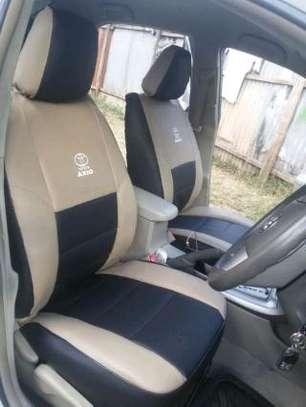 Puffed Car Seat Covers