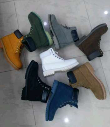 timberlands boots image 2