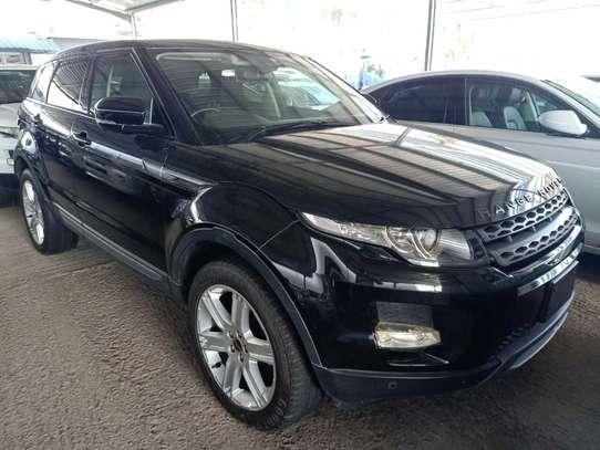 Land Rover Range Rover Evoque image 8