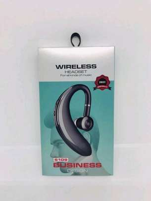 Business design wireless headset image 1
