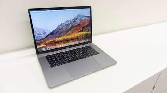 15 Inch MacBook Pro Intel Core i9 Touch Bar