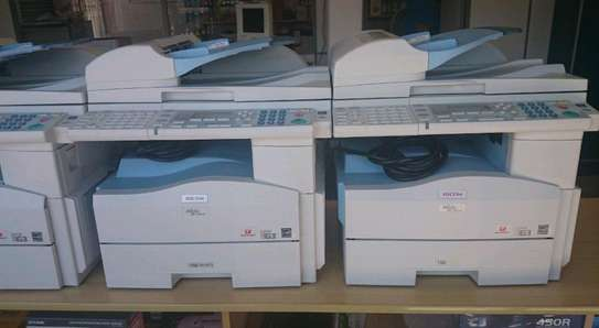 Ricoh Aficio MP 201 photocopier image 1