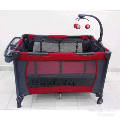 Playpen /portable baby bed