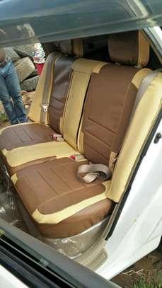 Synthetic leather car interior seats