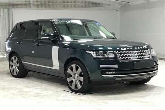 2014 Range Rover Autobiography image 1