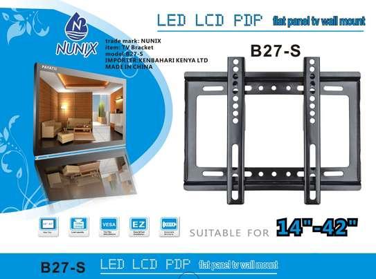 Flat Panel Tv Wall Mount image 1