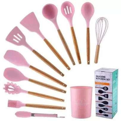 Silicon spoon image 3