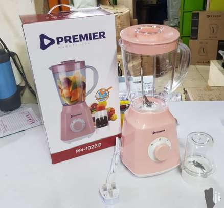 Durable 2 in 1 blender