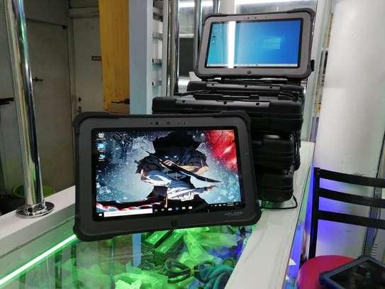 Xplore ragged Military tablet image 2
