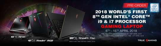 MSI G63 Core i7 8th GEN image 1
