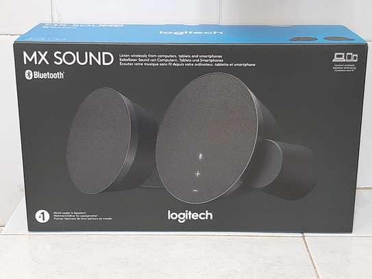 Logitech MX Sound 2.0 Multi Device Stereo Speakers image 1