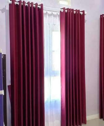 Curtains and curtain sheers. image 3