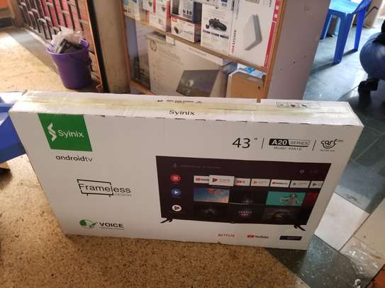 Syinix  TV 43 inches image 1