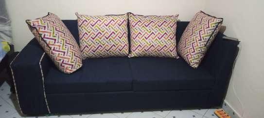 4 seater sofa image 1