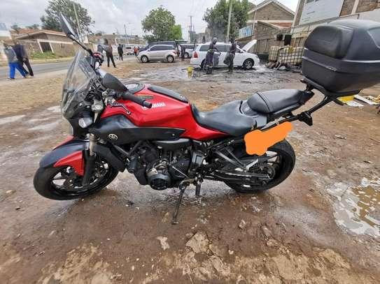 Yamaha MT07 Naked Street Warrior image 4