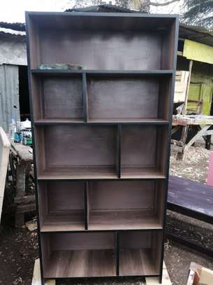 Executive book shelves and storage image 6