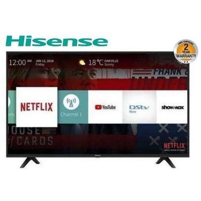 """Hisense 40"""" 40A60KEN Smart Frameless FHD image 1"""