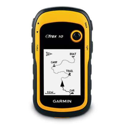 Garmin eTrex 10 in Kenya