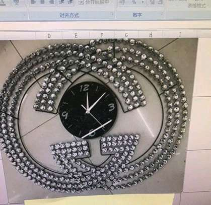 Wall Clock decor image 7